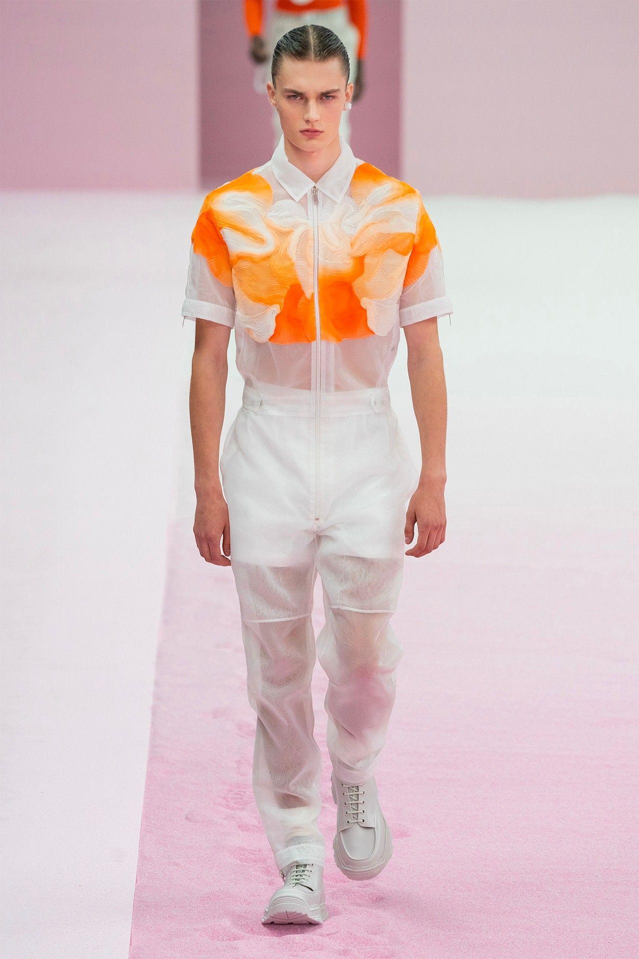 Dior menswear SS 2020
