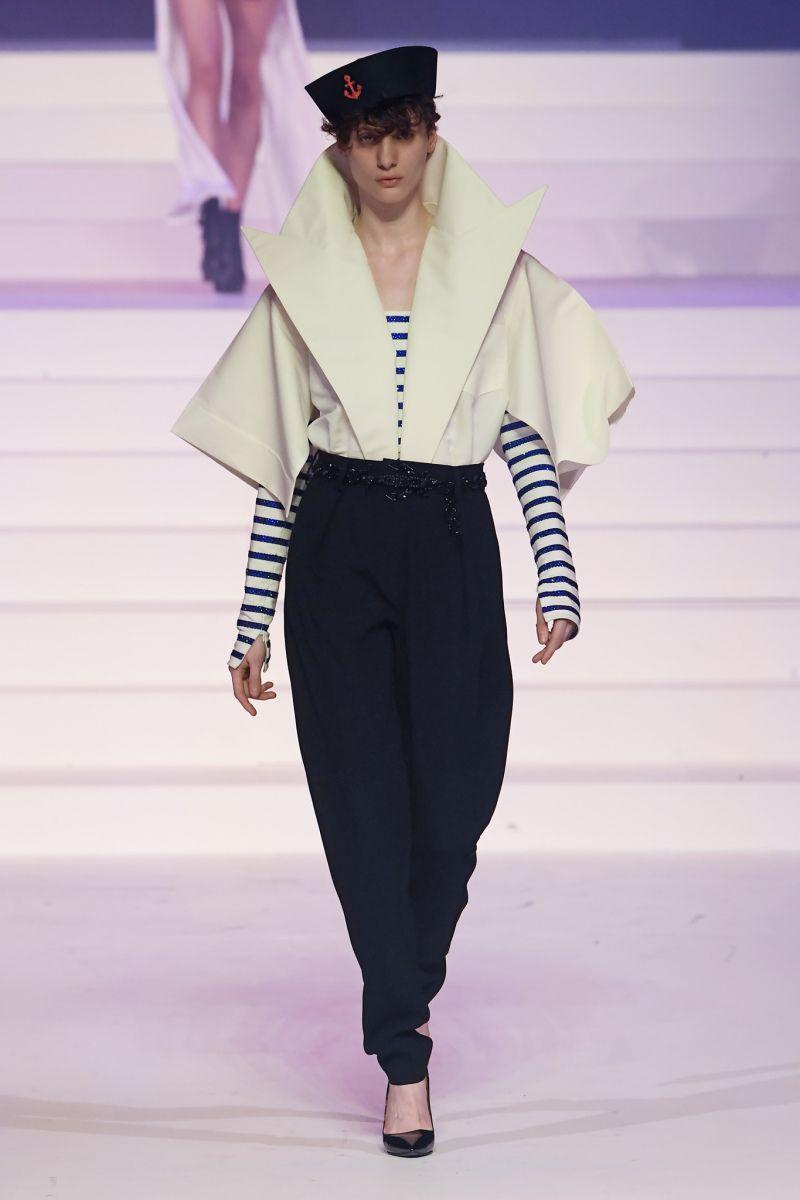 Jean Paul Gaultier Paris Couture S20