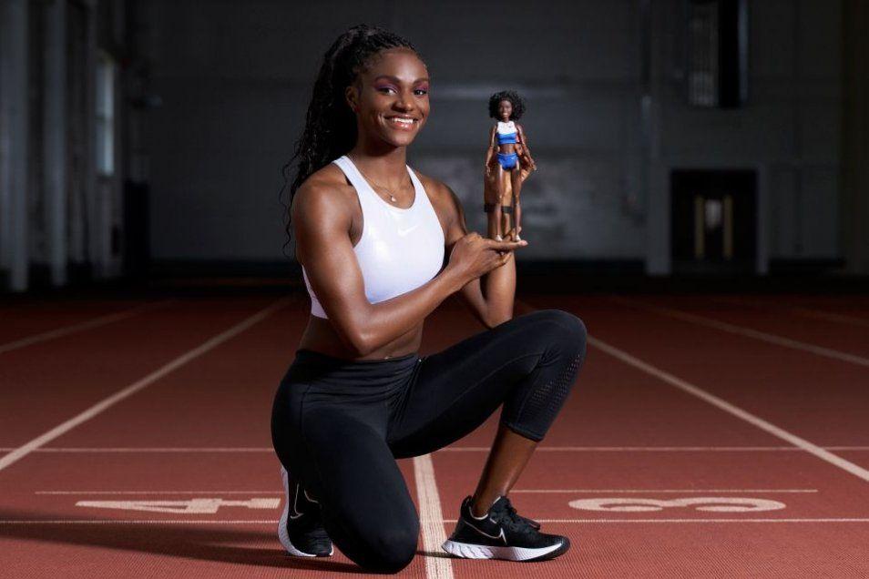 Barbie ahora con campeonas olímpicas