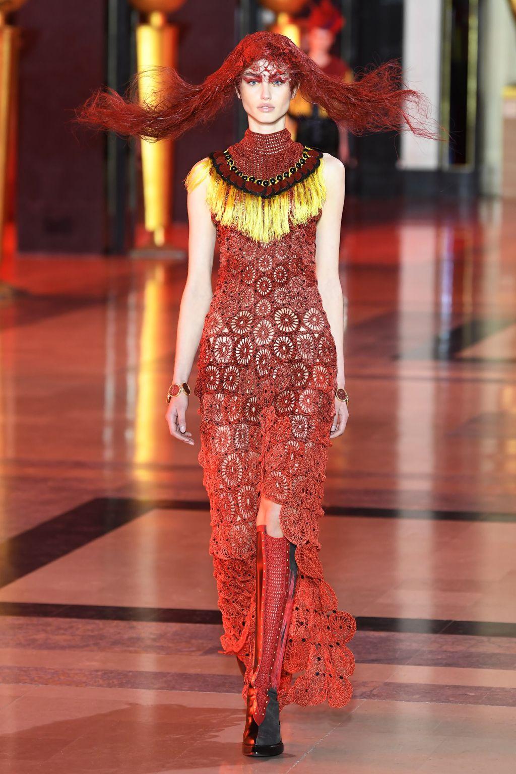 Yuima Nakazato París Couture S2020