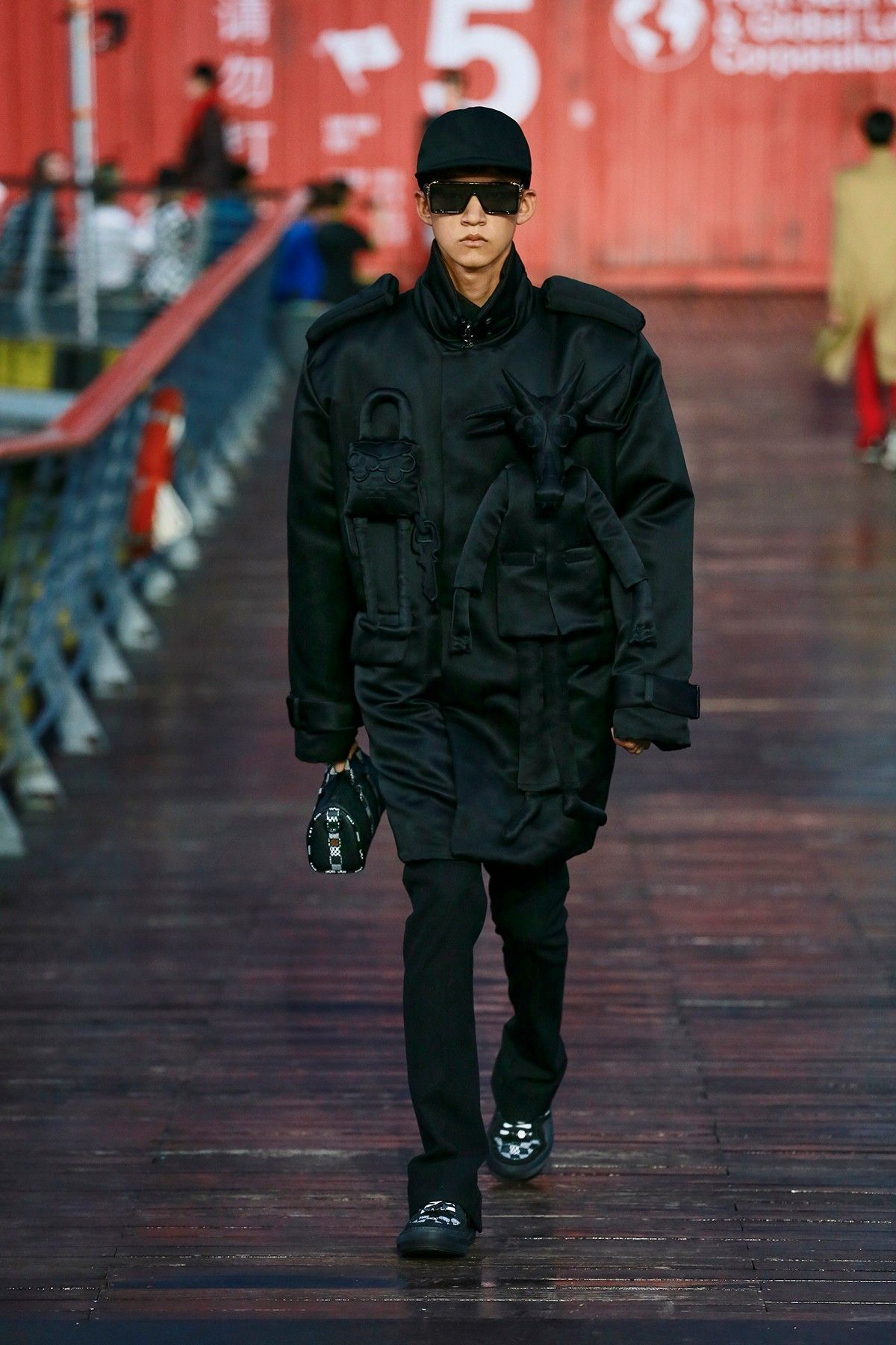 Louis Vuitton Menswear SS21