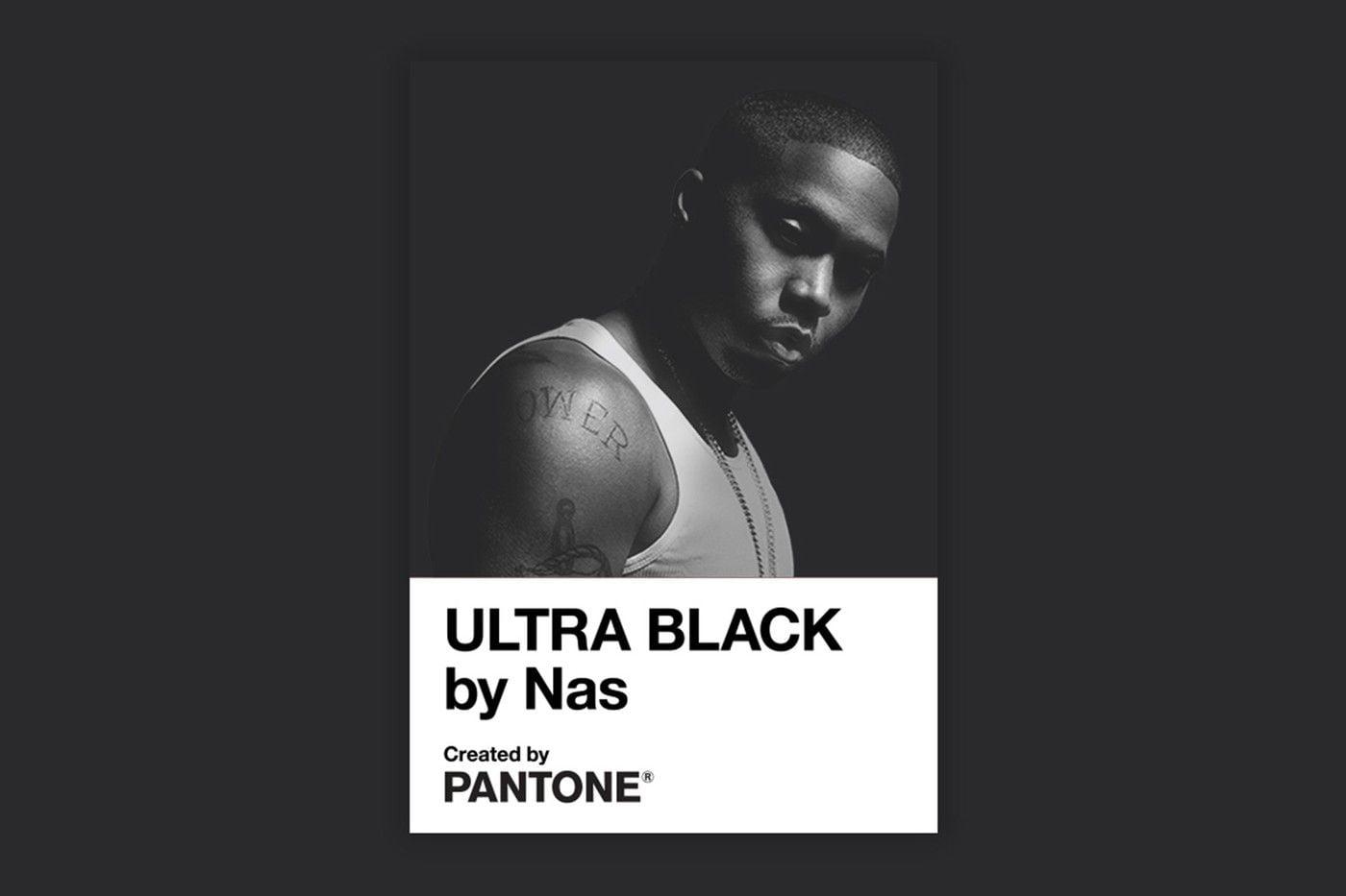 Pantone Ultra Black
