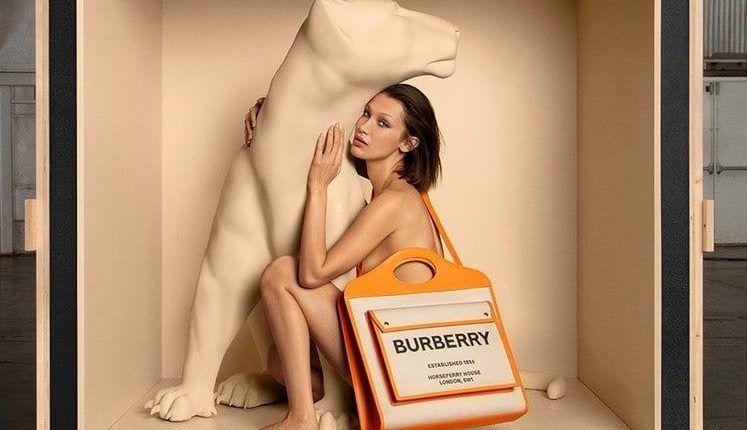 Burberry Bella Hadid