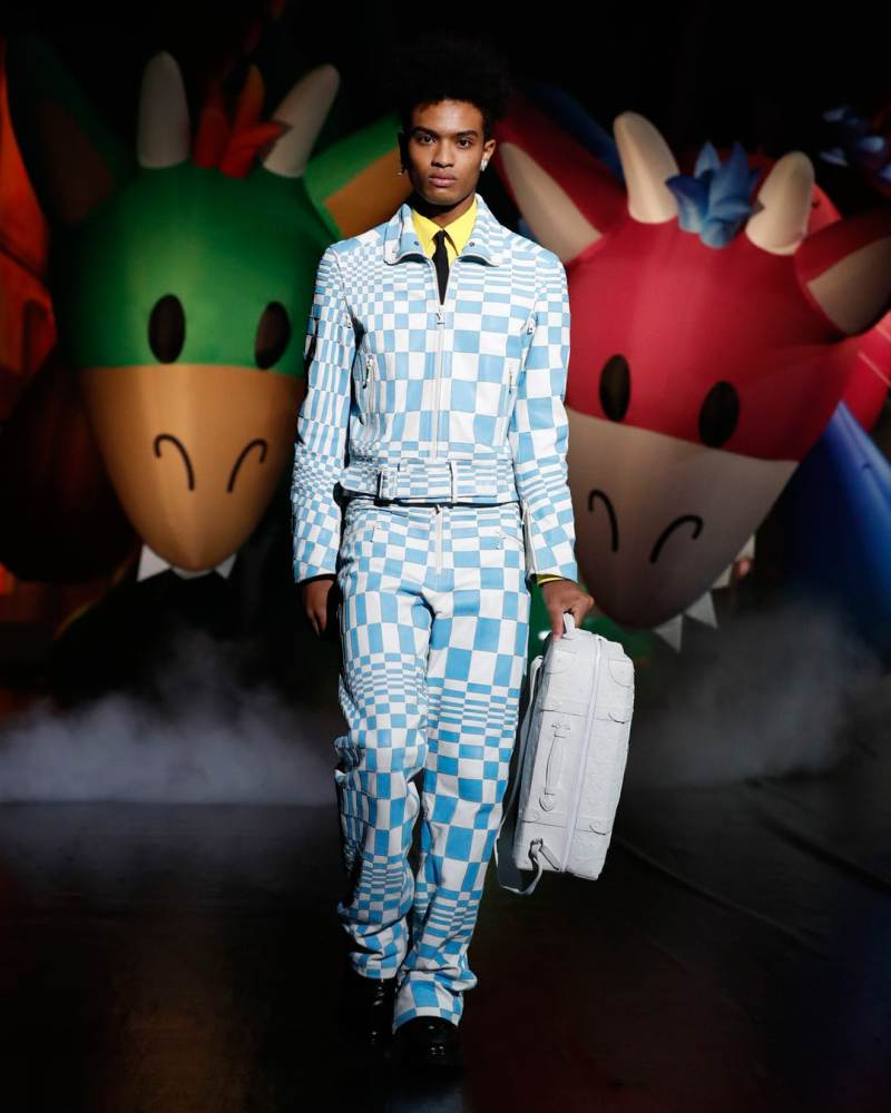 Louis Vuitton Menswear SS21 Tokio