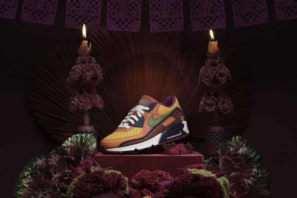 Nike día de muertos