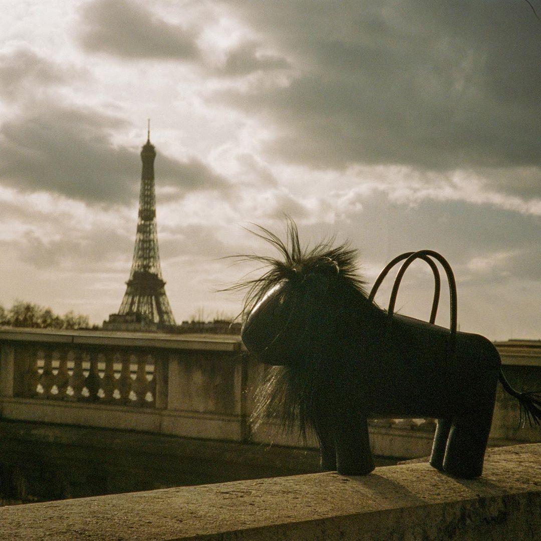 Thom Browne bolsos animales