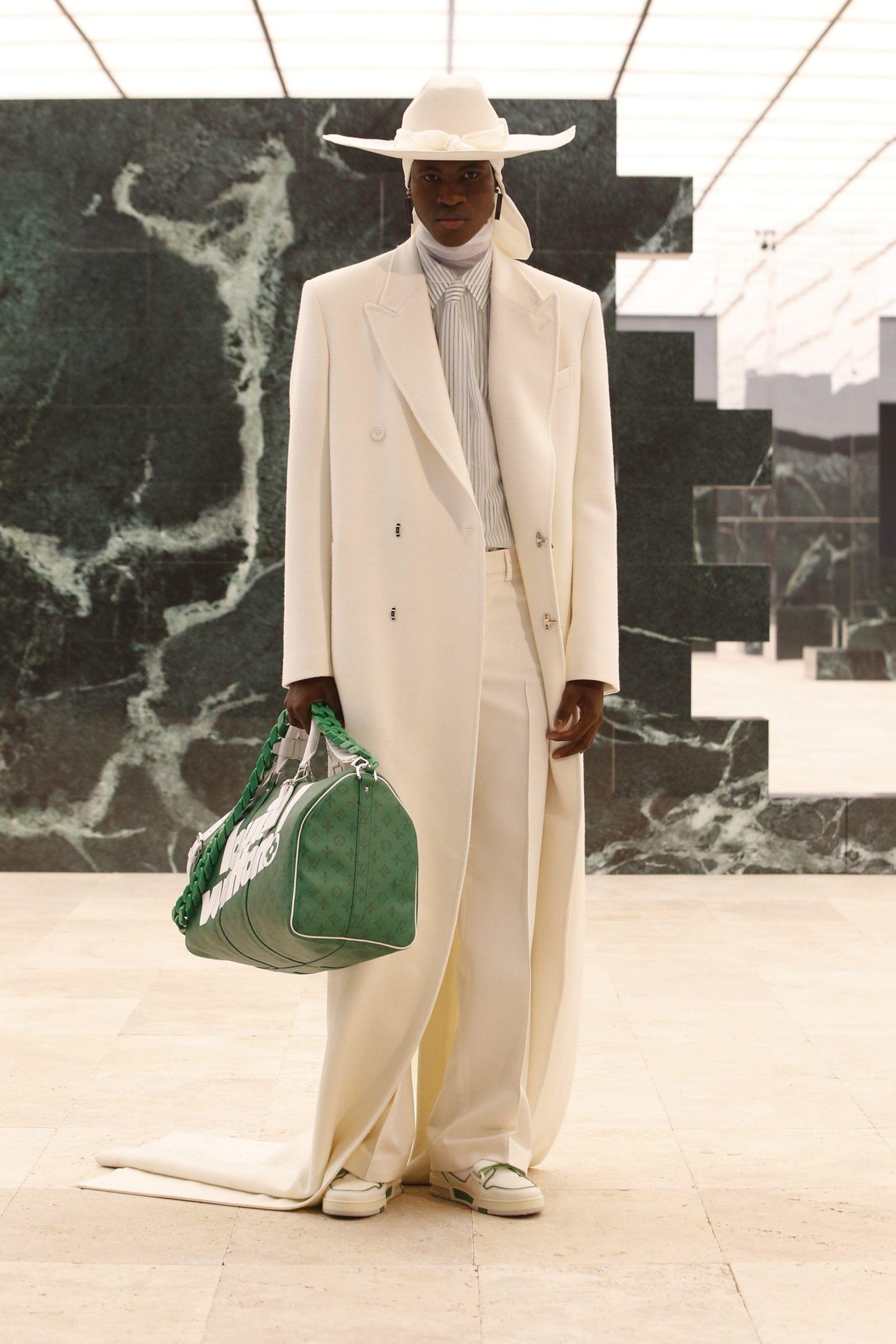 Louis Vuitton Menswear FW 21